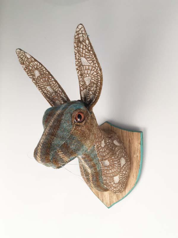 tartan hare